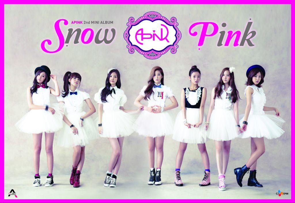 review  album  a pink  u2013  u201csnow pink u201d