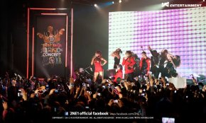 Drowningn00b Reports: BlackJacks Unite To See 2NE1 Live In New York City!