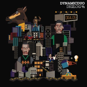 "[Review][Album] Dynamic Duo – ""Digilog 1 & 2″"