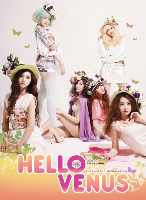 "[Review] [Album] Hello Venus – ""Venus"""