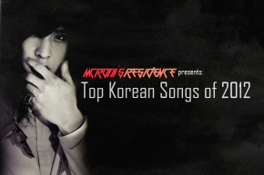 Top Korean Songs of 2012