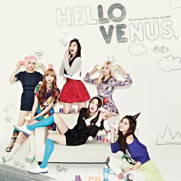 2013_hellovenus_what are you doing today