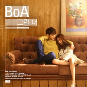 "[Review] [Single] BoA – ""Disturbance"""