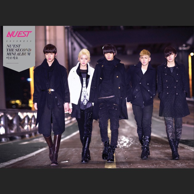 2013_nuest_hello second mini album
