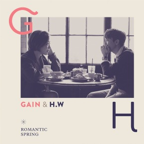 [Review] [Mini-Album] Ga-In and Cho Hyungwoo – 'Romantic Spring'