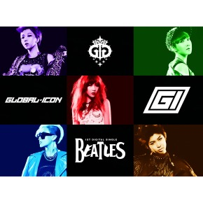 "[Review] [Single] GI (Global Icon) – ""Beatles"""