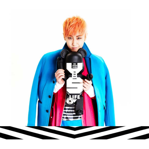 2013_heo young saeng_3rd mini