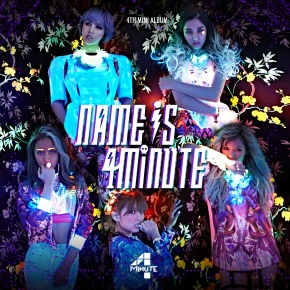 [Review] [Mini-Album] 4minute – 'Name is 4minute'