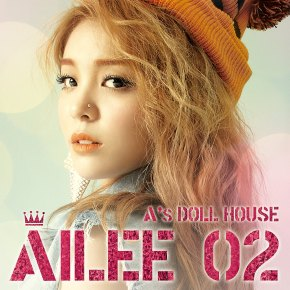 [Review] [EP] Ailee – 'A's Doll House'