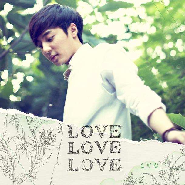 2013_roy kim_love love love