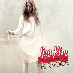 [Review] [EP] Lim Kim – 'HerVoice'
